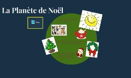 La Planète de Noël