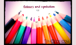 Colours and symbolism
