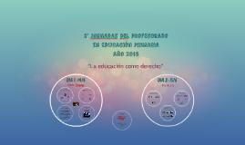 jORNADA DE PRIMARIA 2016