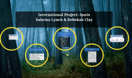 International Project: Spain