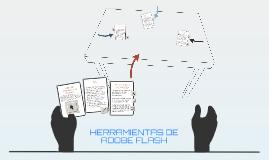 HERRAMIENTAS DE ADOBE FLASH