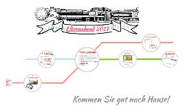 Copy of Willkommen zum Elternabend JG 8!
