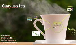 Guaguas tea