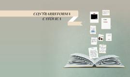 Clase 6, 8° Expansión de la Reforma y Contrarreforma Católica