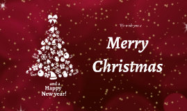 Copia de Free Christmas Prezi Template