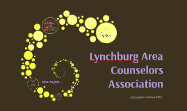 Lynchburg Area Counselors Association