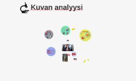 Kuvan analyysi