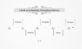 Technology through History