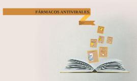 FÁRMACOS ANTIVIRALES.