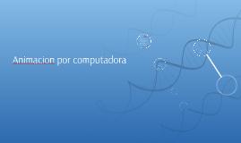 Animacion por computadora