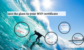 Riding the waves to your MYP certificate