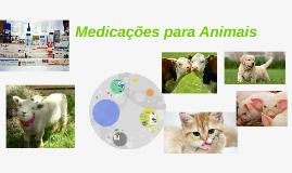 Medicações para Animais
