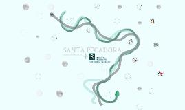SANTA PECADORA