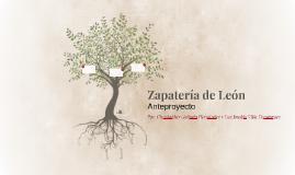 Zapatería de León