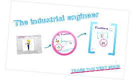 The industrial engineer
