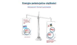 Energia potencjalna ciężkości