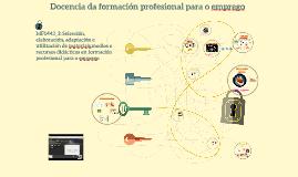 MF1443_3: Selección, elaboración, adaptación e     utilizaci