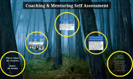 Coaching & Mentoring Self Assessment