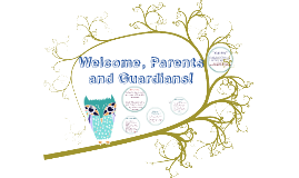 Welcome, Parents and Guardians!