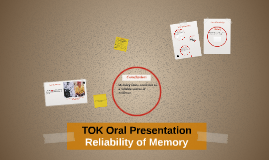 reliability of memory