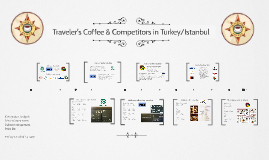 Travaler's Coffe & Competitors