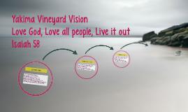Yakima Vineyard Vision