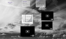 GY120 - Class 6 - Cloud Formation and Precipitation Generation