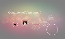Concilio del Vaticano II