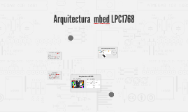 Arquitectura  mbed LPC1768