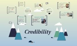 Argue 9- Credibility