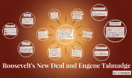 Roosevelt's New Deal and Eugene Talmadge