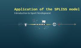 Application of the SPLISS model