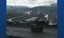 La extracción del carbón
