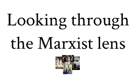 the good gatsby marxism