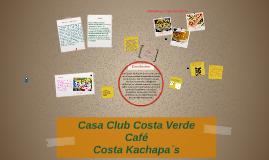 Casa Club Costa Verde