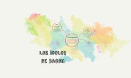 Copy of Ídolos de Bacon