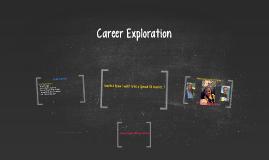 Career Exploration