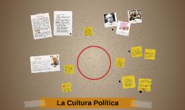 La Cultura Polític