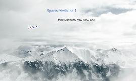 Sports Medicine I