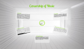 Censorship of Music