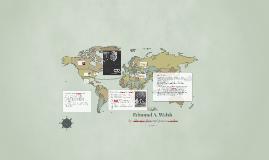 Who Was Edmund A. Walsh?