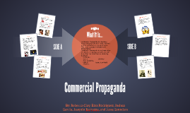 Commercial Propaganda