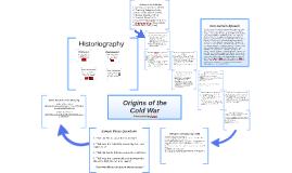Copy of Origins of the Cold War