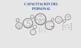 Copy of INDUCCION Y CAPACITACIÒN DEL PERSONAL