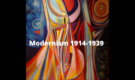Copy of Modernism