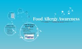 Copy of Food Allergy Awareness