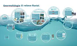 Copy of Geormofología: El relieve fluvial.