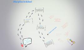 Discipline  in School