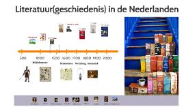 v5 Literatuurgeschiedenis in de Nederlanden