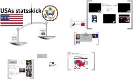 USAs statsskick och valsystem